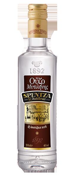Узо Spentza 1892