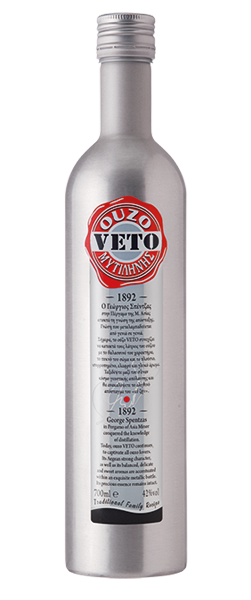 Узо Veto metallic